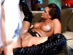 Tory Lane is ass drilled in her sexy boots