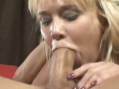 Breasty Cock Whore Carly Parker Giving A Sloppy Mean Orall-service On Rock Hard Cock