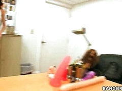 You can take your clothes off.., I don't mind (Bang Bros » Backroom MILF)