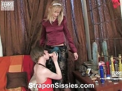 Jess&Walter dong sissysex action