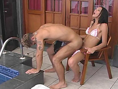 Laisa kinky transsexual on clip