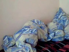 Home made amateur sex in bed video