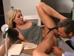 Katie Morgan and her foxy body fucked