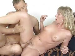 German blond gets a nice fuck - Inferno Productions
